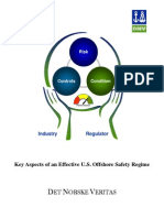 DNV Position Paper on Key Aspects of an Effective U S Offshore Safety Regime 22 July 2010