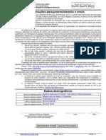 ANP - Governança de TI 2012 - Questionário