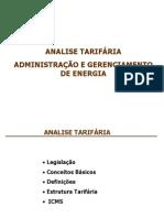 Analise Tarifária Administração e Gerenciamento de Energia.ppt