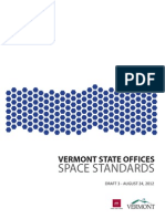 Space Standards Report- Workstations & Meeting Space ONLY