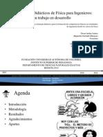 Presentación Encuentro de Innovación en didáctica de las Ciencias Y TIC