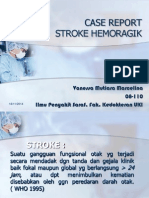 Case Report Stroke Hemoragic