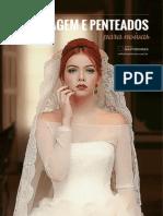 eBook Maquiagem e Penteados Para Noivas