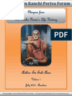 Kanchi Periva Forum - eBook on Sri Maha Periva's Life History - Volume 1