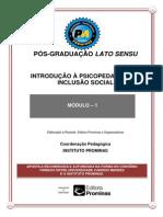 Introdução à Psicopedagogia e Inclusão Social