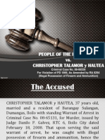 Pp Actual Case