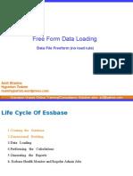 Essbase Loading Data
