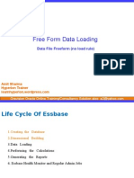 Oracle Essbase Loading Data