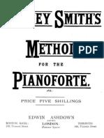 Smith Op100c Method for the Pianoforte