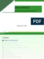 GREENDROID - An Architecture for Dark Silicon Age