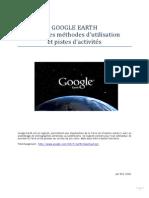 Fiche Googleearth 2012