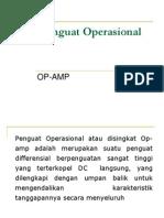 Penguat Operasional