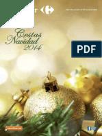 Cestas Navidad 2014