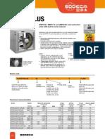 Ventilator Axial BOX Rezistent La Foc 400C2h CJTHT Plus