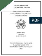 Cover & Lp Mekonium Aspirasi Sindrome Adoen