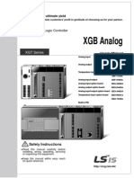 XGB+Analog+English+Manual+V1.9+20140528