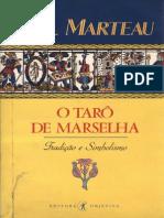 Tarô de Marselha Paul Marteau