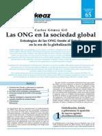 3 1 ONG Sociedad Global