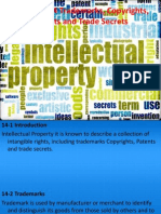 Chapter 14 - Trademarks, Copyrights, Patents And