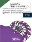 Bachelard La formación del espíritu científico.pdf
