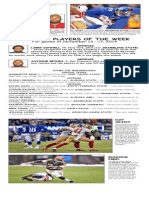 BCSP NFL ProFile for November 18, 2014p Nfl Profile for 11-13-17