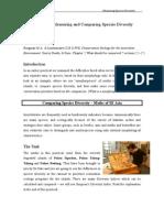 Prac 4 biodaivesiti