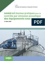 Guide AFIAP Emission Acoustique 2009