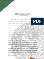 Kebudayaan Jawa