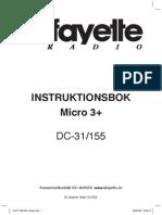 Lafayette m3 Manual