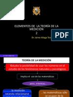 Clase 2 - Elementos de La Teoría de La Medición (a Colores) (1)