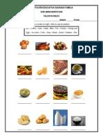 Taller de Inglés 4º (Food - 4to Periodo)