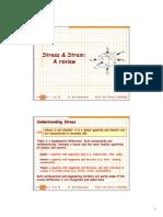 Mekanika Batuan - StressStrain-Review