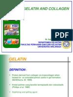 Gelatin and Collagen