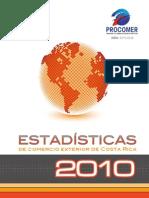 Anuario Estadistico 2010