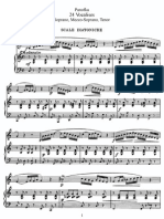 Panofka Op.81 - Heinrich -24 Vocalises (Soprano Mezzo-soprano Tenor)