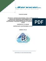 Pl 01 Plan de Calidad Proyecto 4111000189