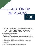 Latectonica de Placas