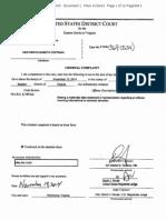 Coffman Criminal Complaint