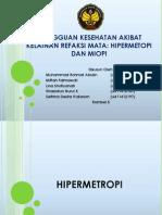 Hipermetropi Dan Miopi