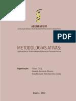 Metodologias Ativas Livro Abenfarbio
