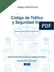 BOE-020 Codigo de Trafico y Seguridad Vial