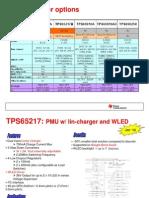 AM335x Power Solution