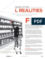 Designing for Retail Realities