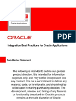 Integration Best Practices GLP_021610_Notes