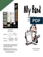 My Band Manual
