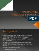 Nanda Tyres