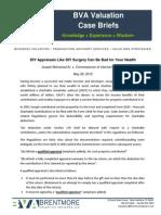 Bva Valuation Case Briefs DIY Appraisals Like Diy Surgery