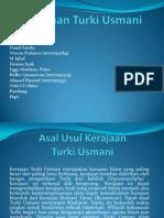 Kerajaan Turki Usmani PAI 5