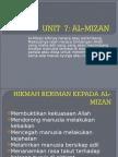 unit7al-mizan