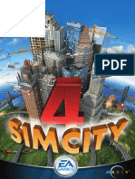 Manual Sim City 4 Deluxe Edition